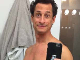 Carlos Danger Returns! Anthony Weiner is Back on the Dating App That Made Him a Registered Sex Offender and Says He Might Turn His Underwear Photo into an NFT