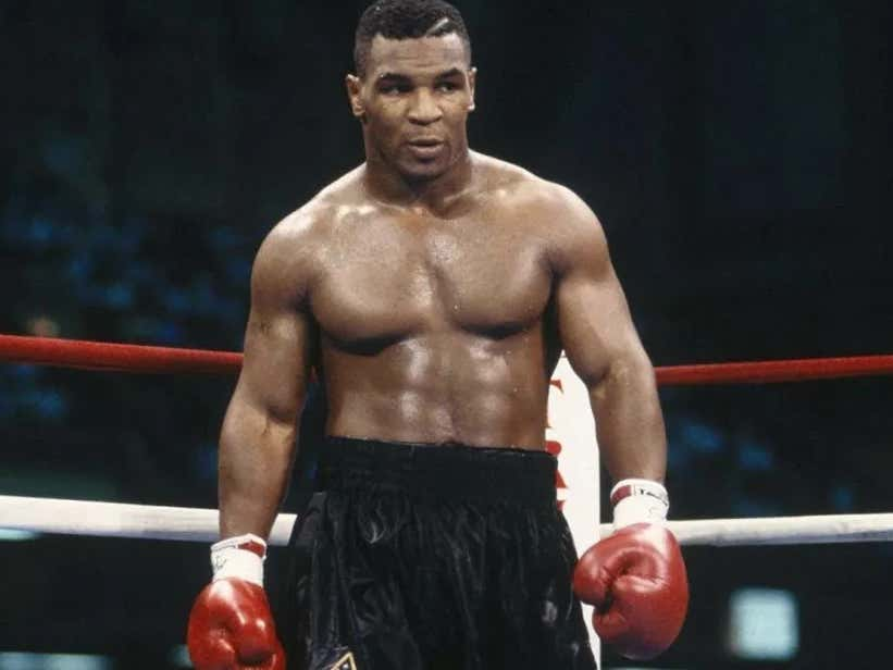 Mike Tyson Once Offered A Zookeeper $10K To Let Him In A Silverback Gorilla's Cage To Fight The Primate Because It Was Being A Bully