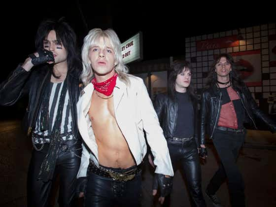 The Full Trailer For 'The Dirt', The Mötley Crüe Biopic Is Here, And It's Fucking Gnarly
