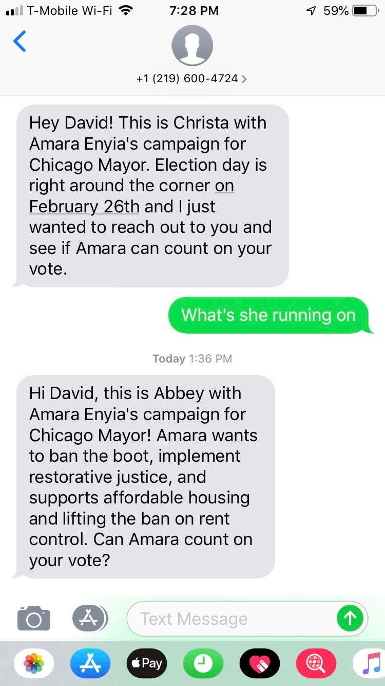 Amara Enyia Has My Complete And Total Endorsement for Chicago Mayor