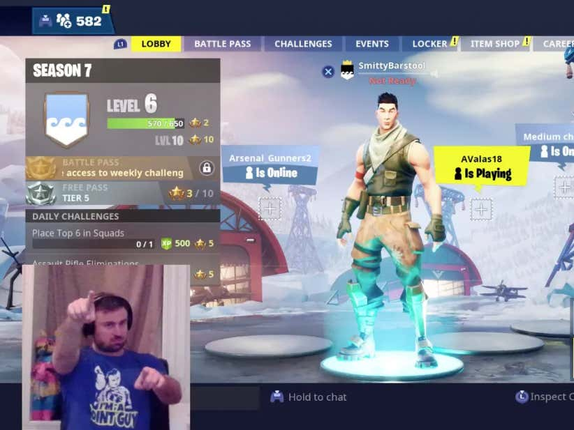 fortnite is dead time to either give it a resurrection or put the final nail in the coffin in what could be the final fortnite smitty stream squad up - fortnite tornado kid