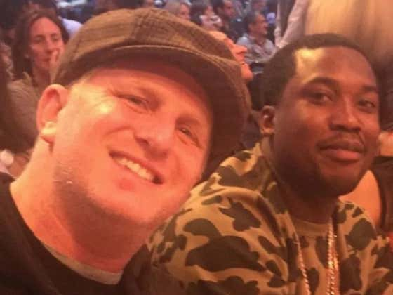 'White Men Can't Jump' Actor Michael Rapaport Tucks His Tail Between His Legs And Completely Backtracks On Meek Mill Comments