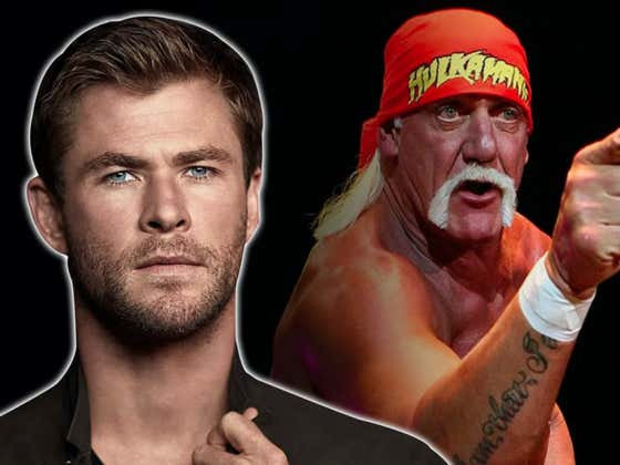 THORAMANIA IS RUNNIN' WILD - Chris Hemsworth To Play Hulk Hogan In A Movie About His Life (Seriously)