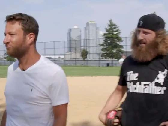 After Nearly Two Years, The Video Of Dallas Braden Striking Out Dave Portnoy Has Finally Surfaced