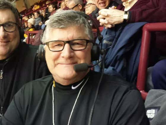 """Iowa Play-By-Play Announcer Gary Dolphin Suspended For The Rest Of The Season For Saying Bruno Fernando Was """"King Kong At The End Of The Game"""""""