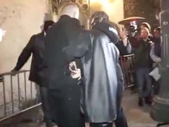 Tyga Got Dragged Outta Floyd Mayweather's Birthday Party Last Night And Then Reached For His Security Guard's Gun