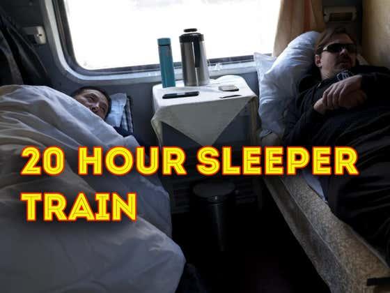 What is Life Like on a 20 Hour Sleeper Train? | Won's World Vol. 3