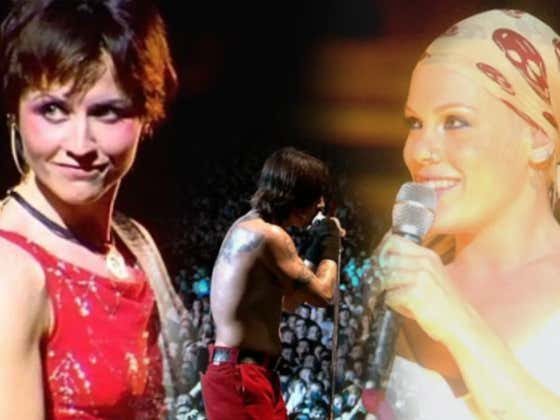 Monday Night Music - Red Hot Chili Peppers, P!nk, And The Cranberries