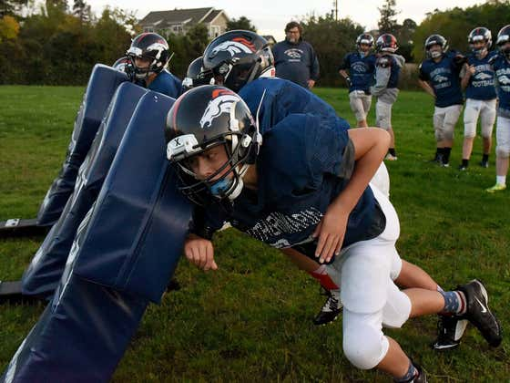 Massachusetts (Aka Soy-achusetts) Is Looking To Ban Tackle Football For Anyone Younger Than 8th Grade