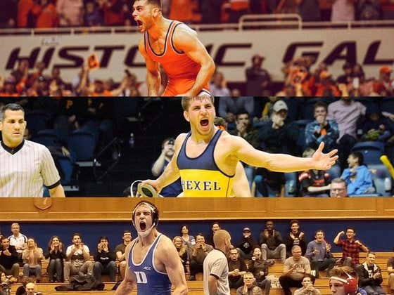 NCAA Wrestling 'Dogs of the Week and More