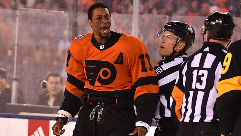new style 95fcd a9892 Wayne Simmonds Is Heading To Nashville To Win A Cup With ...