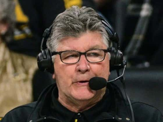 Iowa Play-By-Play Announcer Gary Dolphin Will Be Reinstated For Next Year's Football And Basketball Seasons