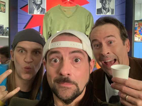 Kevin Smith Announces That Production On 'Jay & Silent Reboot' Has Officially Begun!