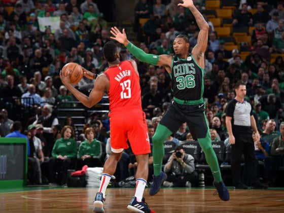 Making My Case For Marcus Smart's All NBA Defensive Team Selection