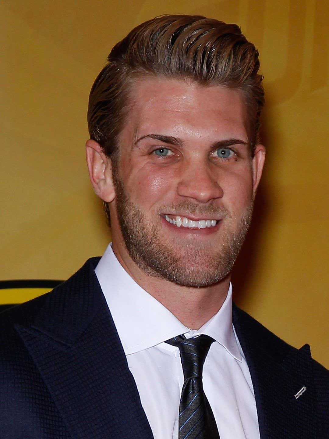 91094bab0 Bryce Harper Wanted Philly Just as Much As Philly Wanted Bryce Harper