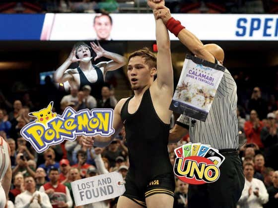 21 Questions with NCAA Champ Spencer Lee