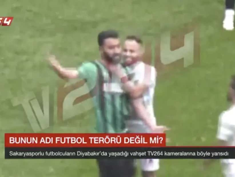 Turkish Soccer Player Tries To Slice Through His Opponents But Takes It Too  Literally When He Brings A Razor Blade To The Handshake Line - Barstool  Sports 672f770e0b41a