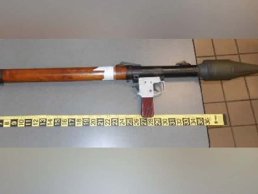 A Guy Tried To Stroll Through Airport Security With A Rocket Launcher Like It Wasn't A Rocket Launcher