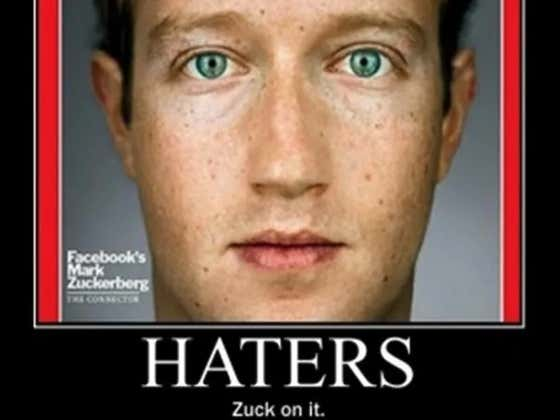 """Zuckerberg Has A Secret Escape Tunnel And A """"Panic Chute"""" Under His Conference Room At Facebook HQ - BADASS."""