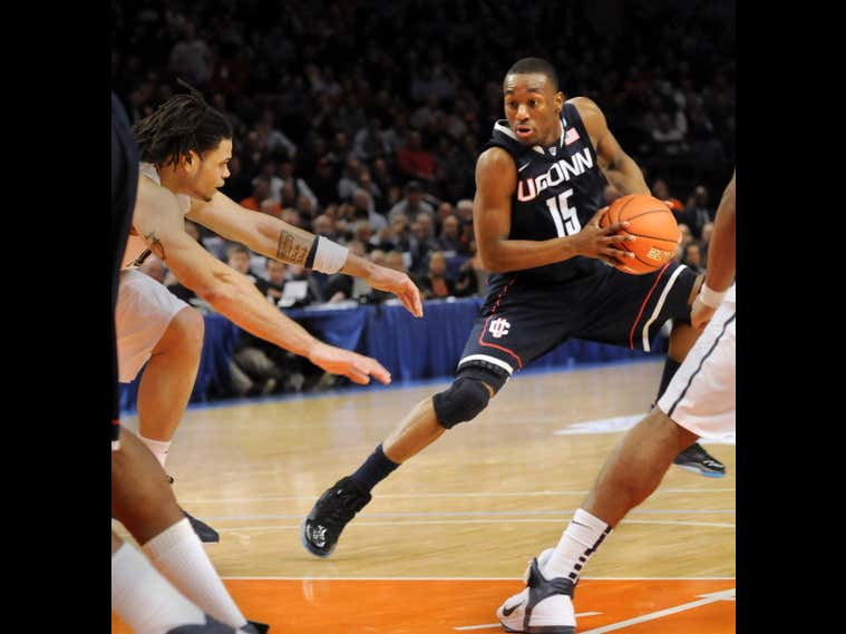 """Kemba Walker's """"I'm Coming Home"""" Video Takes Us Into His First Game As A New York Knick"""