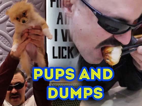 Pups & Dumps | Won's World Vol 5