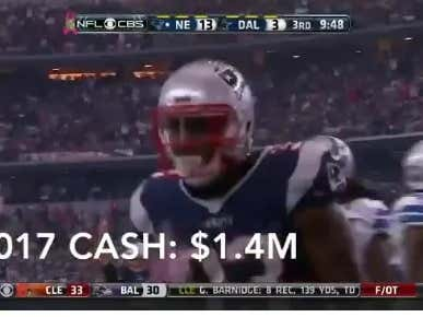 This Video of How Former Patriots Have Cashed in is Mind-Boggling