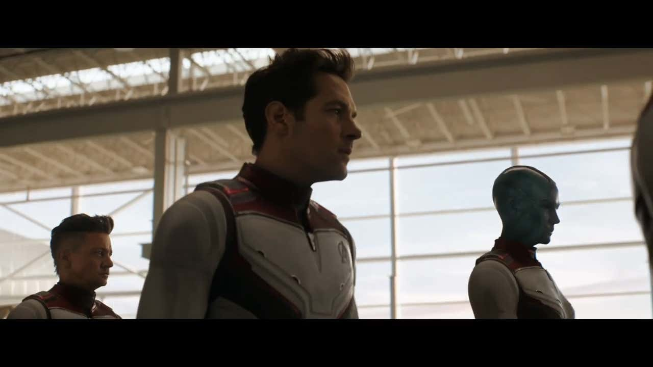MY GOODNESS! New 'Avengers: Endgame' Trailer Just Dropped