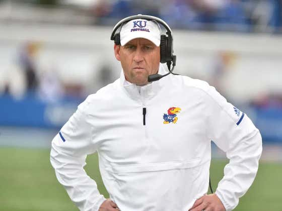 """Kansas Sued After Looking For A """"Dead Hooker In The Closet"""" Of Fired Coach David Beaty"""