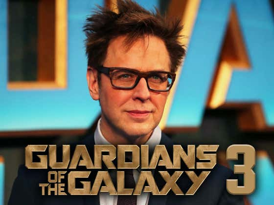 BREAKING: James Gunn Is BACK ON To Direct 'Guardians of the Galaxy 3'