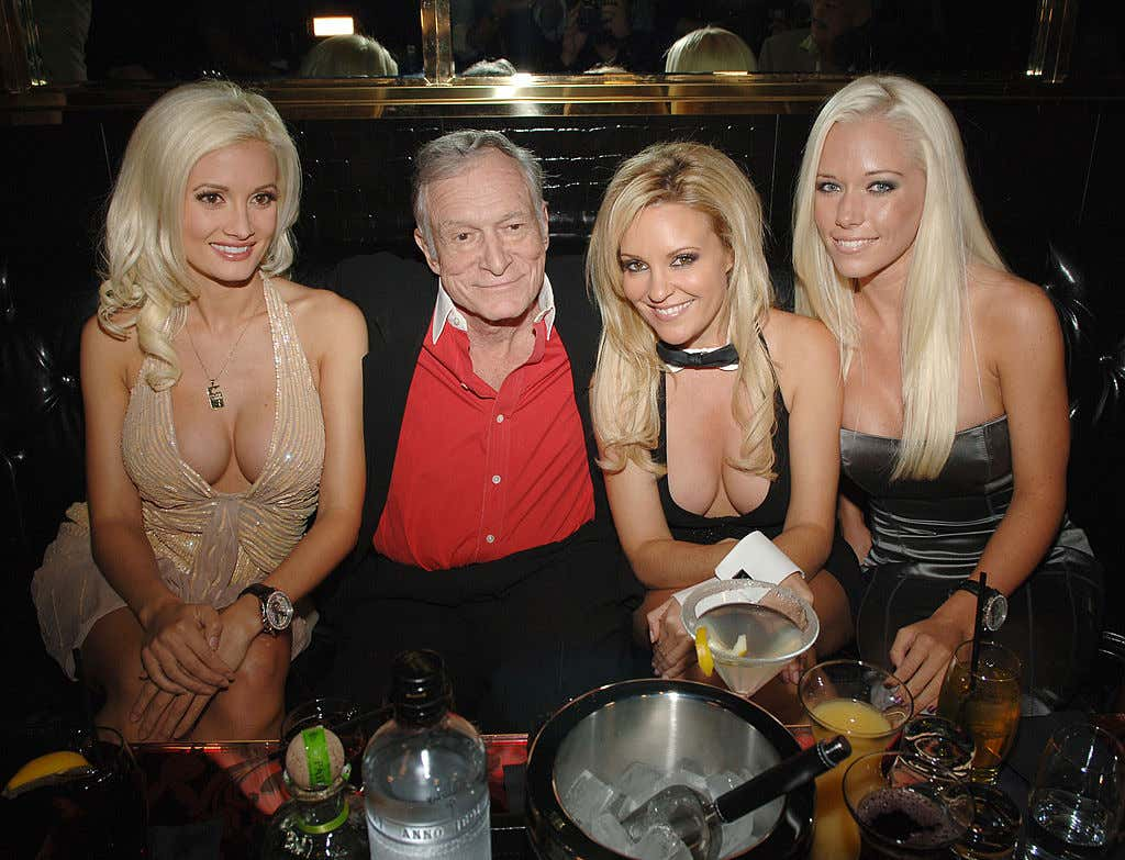 The Playboy Club Grand Opening at The Palms Hotel and Casino Day One