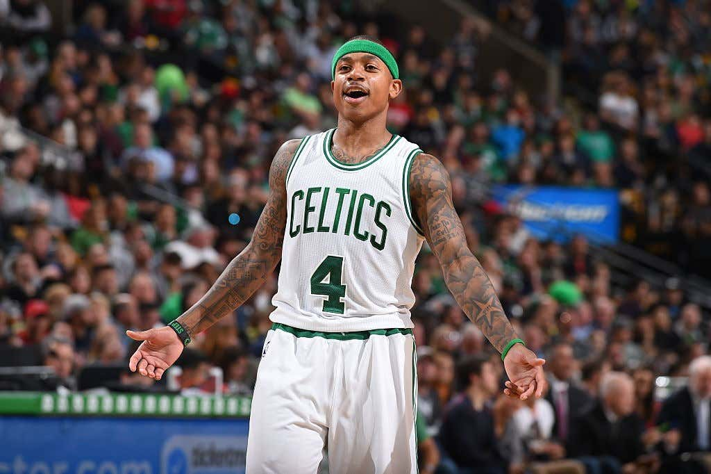 7f061b6d6dab The Celtics Would Not Be Where They Are Today If Not For Isaiah ...