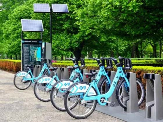 Divvy To Get A $50 Million And 10,000 Bike Increase And...All Bikes Will Be Electric. Let Me Be The First To Say...FUCK That