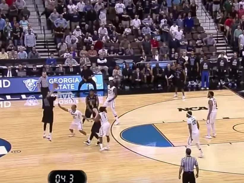 MY Georgia State Panthers Tip In 10 Minutes...Throwback To RJ Hunter Eating Baylor's Soul #BudLightBusters