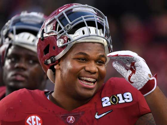 The 49ers Told Quinnen Williams They Could Go Anywhere For Dinner, So He Picked IHOP