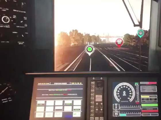 Zah Going Home And Playing An LIRR Train Simulator Might Be The Craziest Thing I've Ever Seen
