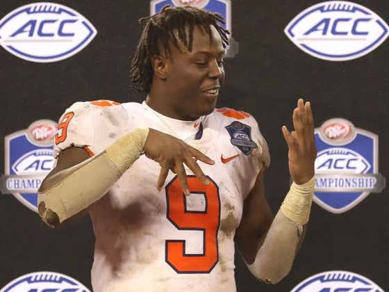 Travis Etienne Gained 8 Pounds After Eating Too Much Popeyes Over Spring Break