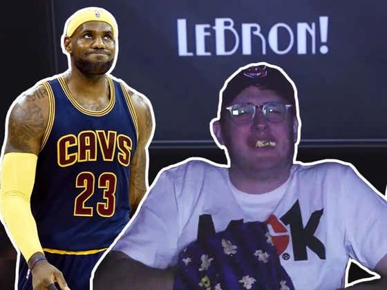 Travel Show DELETED Scene: Lebron-less Cleveland Goes From Playoffs to Layoffs