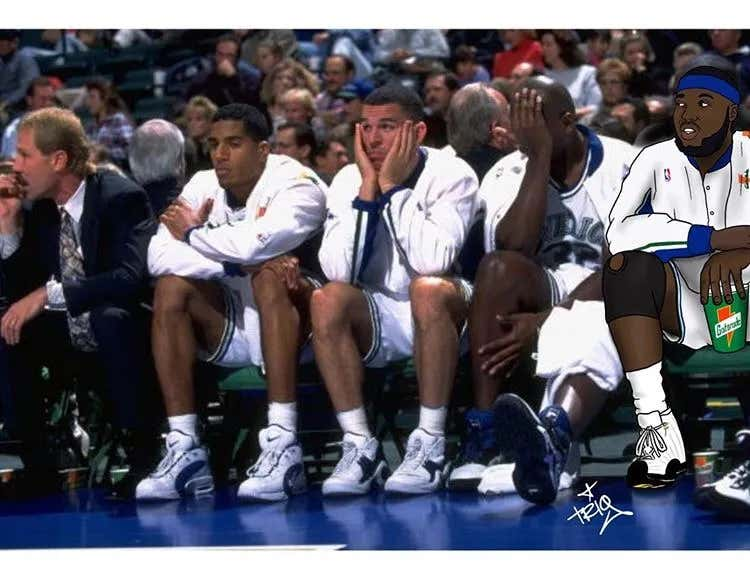 huge discount 0c952 e99ea Trilly Grades Your Rebuild: Dallas Mavericks Edition ...