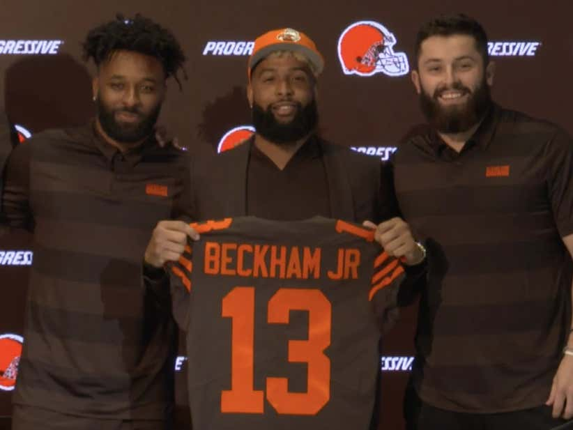 Obj Introduced In Cleveland What Does The Browns Offense