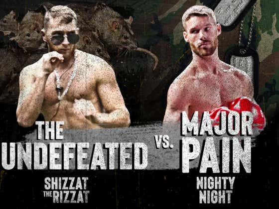 Undefeated Fighters Are Coming For Blood In Our 5 Main Events At Rough N Rowdy