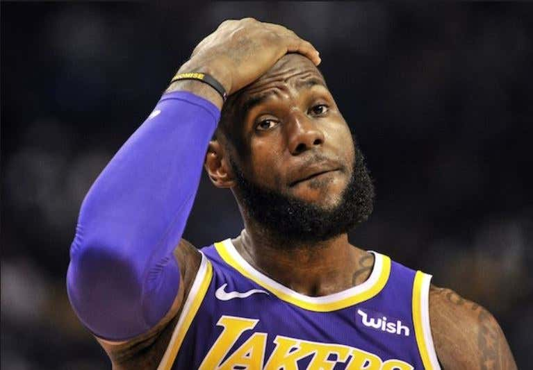 2daacde19e4 Breaking News – Channing Frye Says Lebron James Breath Is So Bad That It  Once Made Him Throw Up