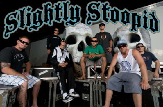 Wake Up With Slightly Stoopid
