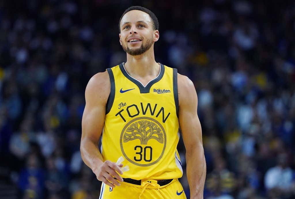timeless design 4fa43 7134b Steph Curry Is The Best Shooter On The Planet And He ...