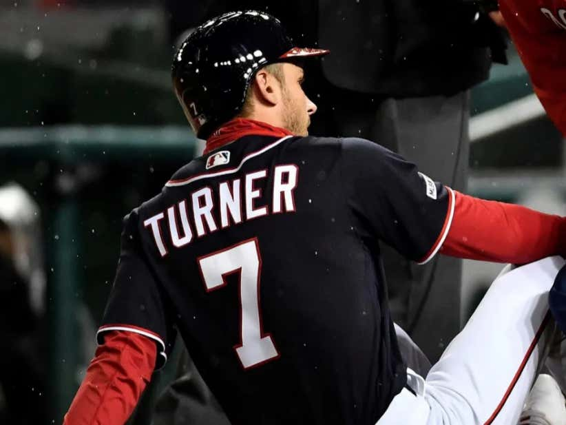 The Bad News About Trea Turner Is The Real Downer Of The Night