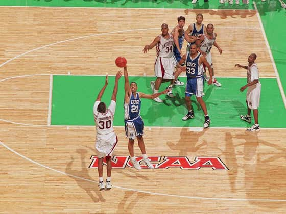 On This Date in Sports:  April 4, 1994: Clinton and the Razorbacks