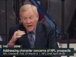 Bill Polian Still Sounds Pissed That Tom Dundon Was Only Willing to Lose $70 Million on the AAF