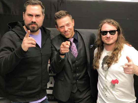 PMT: The Miz + Guest-Host Tryout Featuring George Kittle