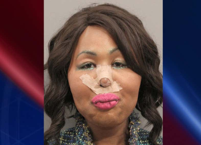 A Person Named Iconic Facce Has Been Arrested For Robbing Banks To