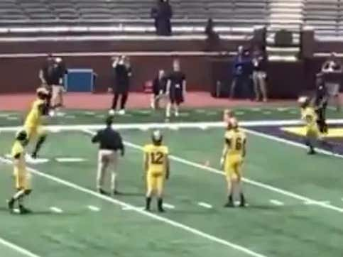Harbaugh Is Attempting To Solve Michigan's QB Problems With This Bizarre Drill