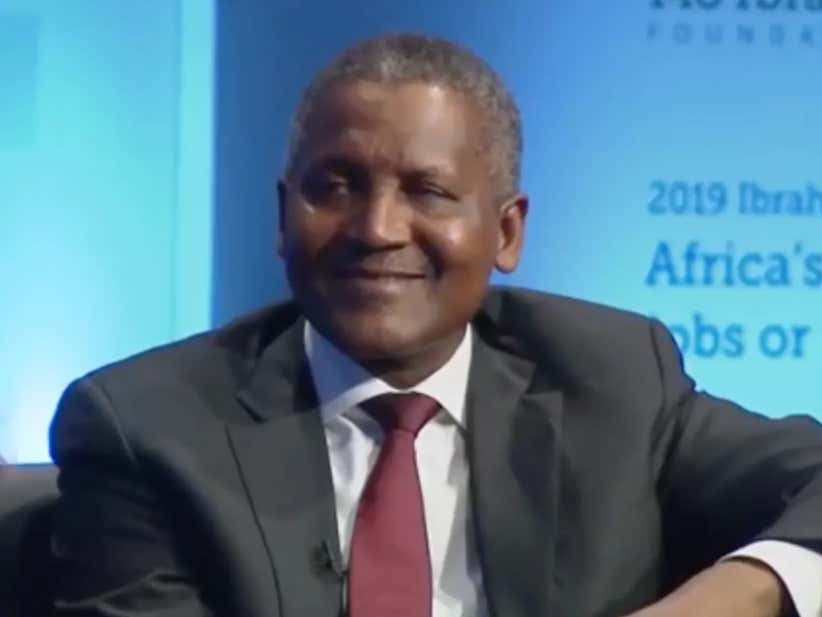 Power Move City: Africa's Richest Man Once Withdrew $10